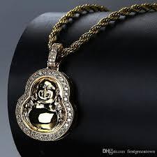 whole new maitreya buddha pendant