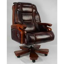 real italian leather executive office