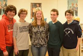 Delhagen Takes Prize At Local Poetry Out Loud | The White River ...