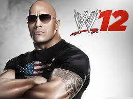0425 the rock on wwe live wallpaper