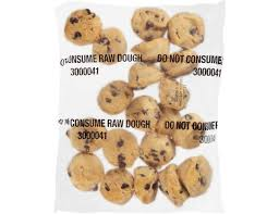nestle toll house chocolate chip cookie