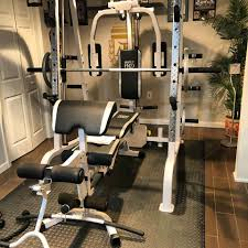 Marcy MD-5139 Smith Machine Assembly - Paragon Luxe Inc | Facebook