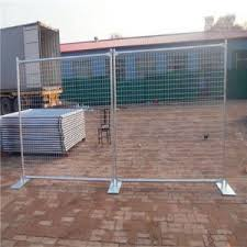China Modular Portable Barricade Temporary Barrier Fencing Temporary Fenceg Interlocking Bar Barricade Temporary Fence China Temporary Fencing Temporary Barrier Fencing