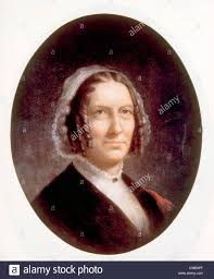 Abigail Fillmore (1798-1853), First Lady (1850-1853 Stock Photo - Alamy