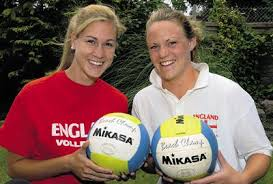 Volleyball - Great Cheverell duo get England U23 call | The ...