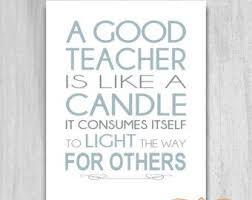 art teacher quotes teacher appreciation gift teacher
