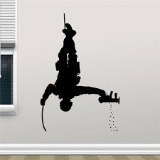 Special Forces Wall Decal Policeman Military Soldier Wall Sticker Police Wall Art Police Kids Boy Room Home Decor X400 Home Decor Wall Stickerwall Decals Aliexpress