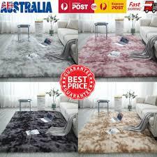 40 60cm Soft Furry Rug Kids Anti Skid Living Room Bedroom Carpet Warm Mat Decor