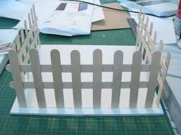 Life Designed Popsicle Stick Fence