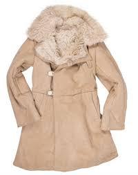 russian fur coat like new military