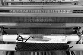 the history of weaving and rag rugs