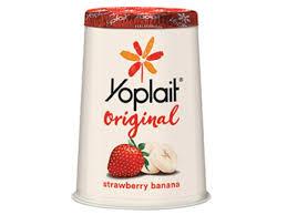 original strawberry banana nutrition