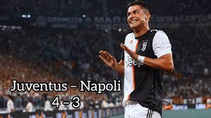 Juventus – Napoli 4 – 3 | Goal And Highlights • Serie A 2019/20 ...