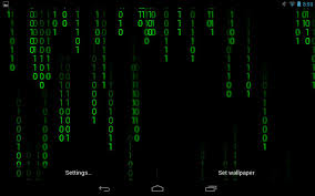 hacker live wallpaper android apps