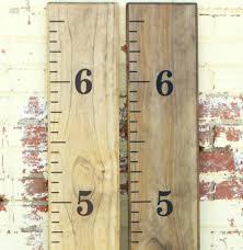 Diy Vinyl Growth Chart Ruler Decal Kit Loved Beyond Measure For Sale Online Ebay