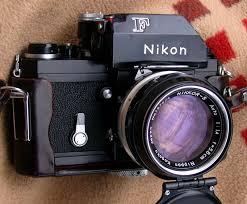 """Nikon F - """"The Nikon"""""""