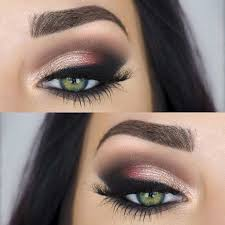 10 great eye makeup looks for green