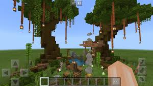 My First Ever Custom Trees What Do You Think Minecraft