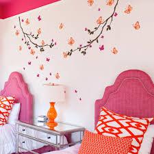 Harriet Bee Butterflies And Branches Wall Decal Wayfair