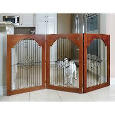 Majestic Pet Universal Free Standing Pet Gate Dog Dog Doors Gates Petsmart