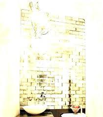 hexagon mirror tiles gloriabreck co