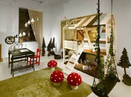 Loft Bed For The Modern Kids Room 25 Cool And Original Ideas
