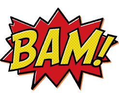 Batman Pow Bam Graphics Clipart Best