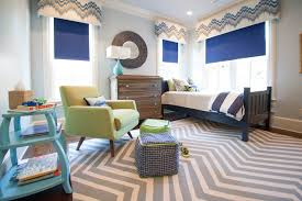 Gray Chevron Rug Contemporary Boy S Room Lucy And Company