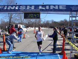 The Little Cow Harbor 4 Mile Run Overall