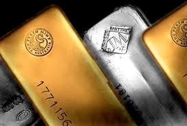 Precio plata y oro en 2013