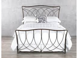 Wesley Allen Bedroom Marin Complete Bed CB1022 - Greenbaum Home ...