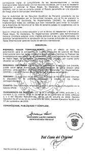 CONTENIDO. AUTORIDAD DE LOS RECURSOS ACUATICOS DE PANAMA Resolución Nº 110  (De jueves 27 de octubre de 2011) - PDF Descargar libre