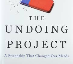 Templar recommends: The Undoing Project ...