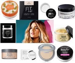 10 best setting powder in