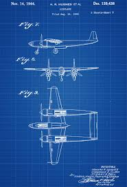 lockheed xp 58 airplane patent
