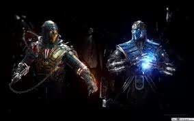 mortal kombat x scorpion vs sub zero