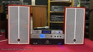 Dàn Loa Karaoke cao cấp JRX Audio - AAP - Fane Chính Hãng BH 24 tháng-  32tr5