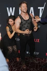 Derek Smith, Daniella Pineda - Derek Smith and Daniella Pineda Photos -  Premiere Of Netflix's 'What/If' - Zimbio
