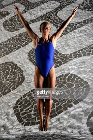 Diver Abby Johnston poses for a portrait at the USOC Rio Olympics... News  Photo - Getty Images
