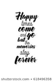 imagenes fotos de stock y vectores sobre memories quotes