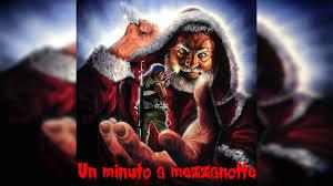 MAMMA HO PRESO BABBO NATALE / UN MINUTO A MEZZANOTTE (1989) Film ...