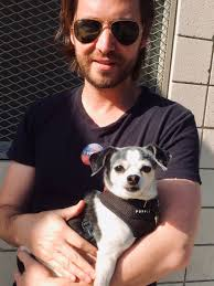 """Aaron Stanford on Twitter: """"Bean and I voted bright and early ..."""