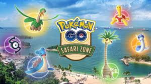 Gotta catch 'em all at Pokemon Go's first Safari Zone - GameAxis