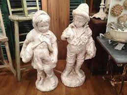 best of antique garden statues for