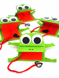 Fly Catching Frog Hand Puppet | Our Kid Things