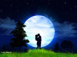 romantic moonlight hd wallpapers