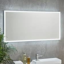 bathroom mirrors small large