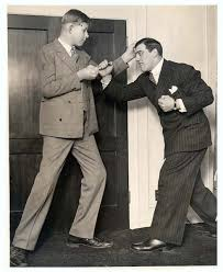 "Br@d on Twitter: ""6' 6"" future World Heavyweight champ, Primo Carnera  (right) with 12yr old Robert Wadlow (left), the tallest human being on  record. Robert tragically died as a result of his"