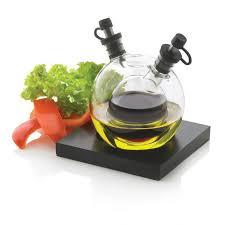 orbit oil vinegar set black new