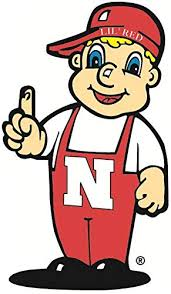 Amazon Com 5 Inch Lil Red Mascot University Of Nebraska Huskers Nu Cornhuskers Logo Removable Wall Decal Sticker Art Ncaa Home Room Decor 3 By 5 Inches Baby